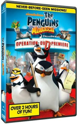 The Penguins of Madagascar: Operation: DVD Premiere