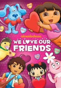 Nick Jr. Favorites: We Love Our Friends / (Full)