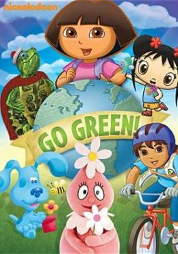 Nick Jr. Favorites: Go Green!
