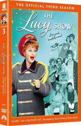 Lucy Show: the Official Third Season