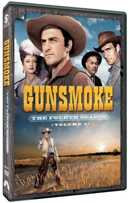 Gunsmoke: the Fourth Season, Vol. 1