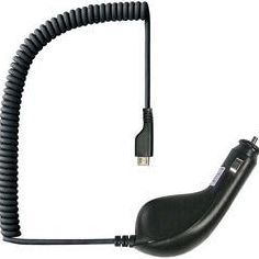 Samsung CAD300UBEBSTD Vehicle Power Charger For Micro-Usb Handsets- Reclaim Sph-M560- Highnote Sph-M630- Rant