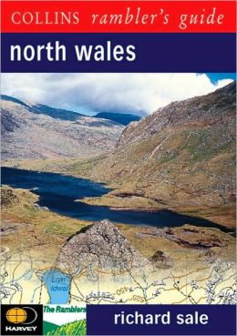 Collins Ramblers' Guide - North Wales