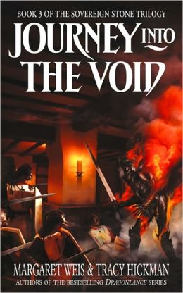 Journey into the Void (Sovereign Stone Trilogy #3)