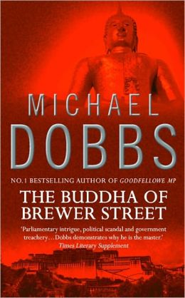 The Buddha of Brewer Street (Thomas Goodfellowe Series #2)