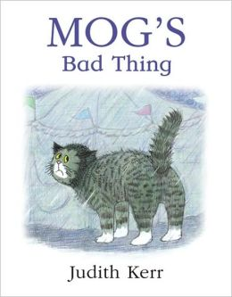 Mog's Bad Thing [With CD (Audio)]