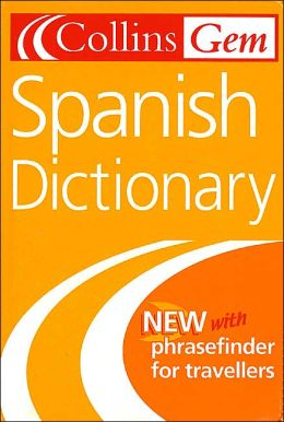 Collins Gem Spanish Dictionary, 6e