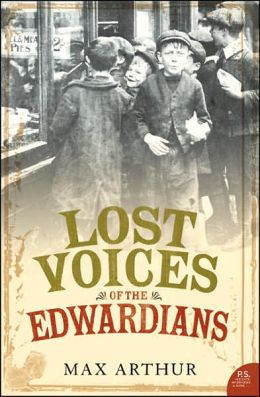 Lost Voices of the Edwardians
