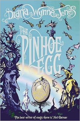 The Pinhoe Egg (Chrestomanci Series #6)