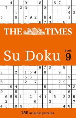 The Time Su Doku Book 9
