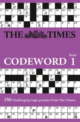 The Times Codeword: Book 1