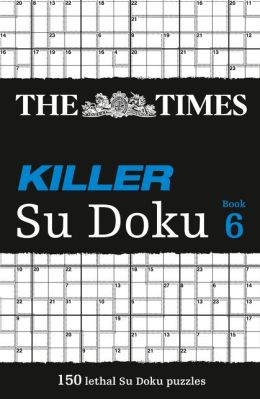 The Times Killer Su Doku 6