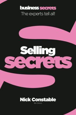 Selling (Collins Business Secrets)