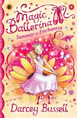 Summer in Enchantia (Magic Ballerina: Delphie Series)