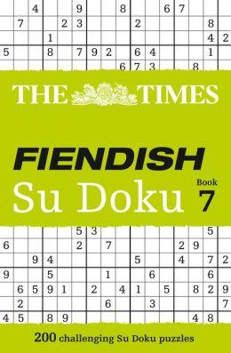 The Times Fiendish Su Doku Book 7