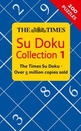 The Times Su Doku Collection 1