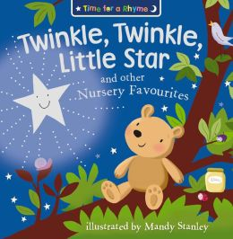 Twinkle, Twinkle, Little Star and Other Nursery Favourites (Read Aloud) (Time for a Rhyme)