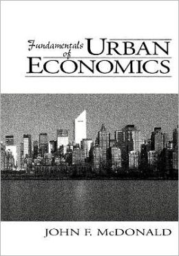 Fundamentals of Urban Economics