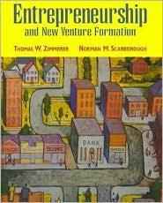 Entrepreneurship and New Venture Formation