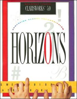 Horizons! Computing across the Curriculum, ClarisWorks 5.0 (MAC), Student Edition