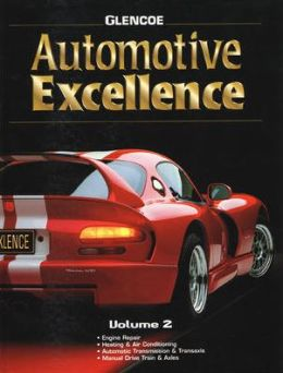 Automotive Excellence, Volume 2, Student Text