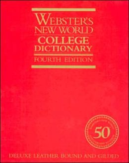Webster's New World College Dictionary-4E