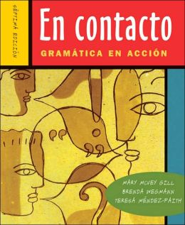 En contacto: Gramatica en accion (with Audio CD)