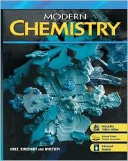 Modern Chemistry: Student One Stop CD-ROM 2009