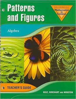 Patterns and Figures: Algebra