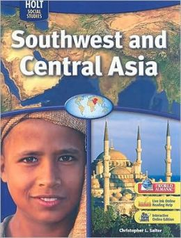 World Regions: Student Edition Southwest and Central Asia 2007