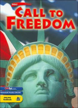Call to Freedom Complete Edition: Student Edition 2003