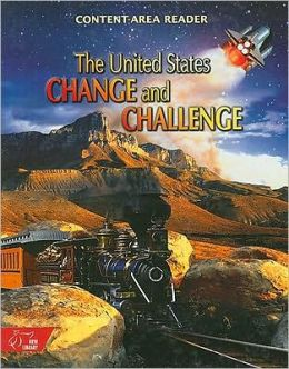 HRW Library: Content-Area Reader United States: Change & Challenge Student Edition Grades 6-8 2003