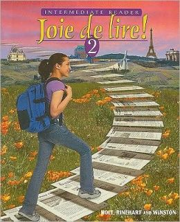 Holt Allez, viens!: Intermediate Reader Joie de Lire Level 2