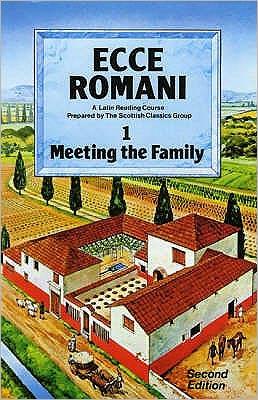 Ecce Romani 1: 3rd Edition High School Latin text (2004, Hardcover) Pearson