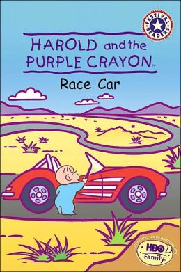 Harold and the Purple Crayon: Race Car