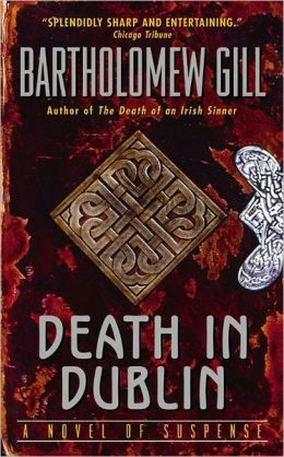 Death in Dublin: A Novel of Suspense