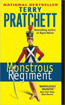 Monstrous Regiment (Discworld Series #31)
