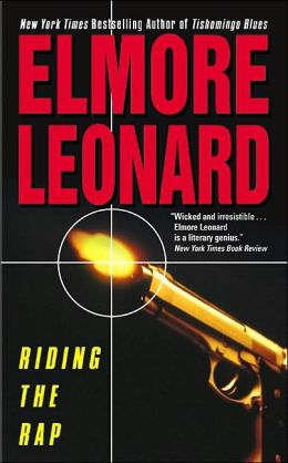 Riding the Rap (Raylan Givens Series #2)