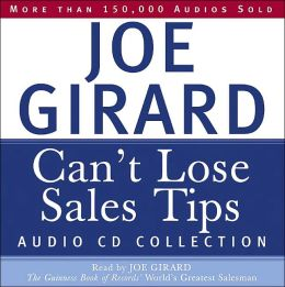 Can't Lose Sales Tips Audio CD Collection