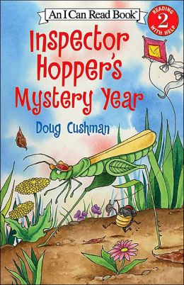 Inspector Hopper's Mystery Year (I Can Read Book Series: Level 2)