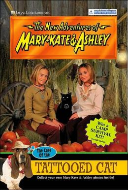 The Case of the Tattooed Cat (New Adventures of Mary-Kate and Ashley Series)