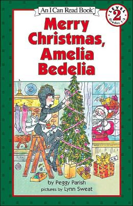 Merry Christmas, Amelia Bedelia (Level 2, An I Can Read Book)