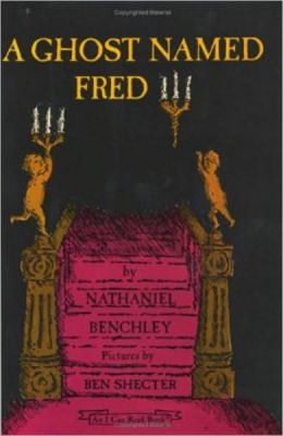 Ghost Named Fred: (I Can Read Book Series: Level 1)
