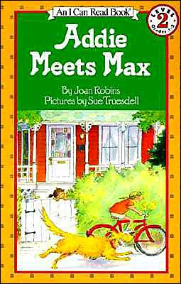 Addie Meets Max: (I Can Read Book Series: Level 2)
