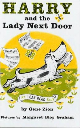 Harry and the Lady Next Door: (I Can Read Book Series: Level 1)
