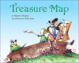 Treasure Map: Mapping (MathStart 3 Series)