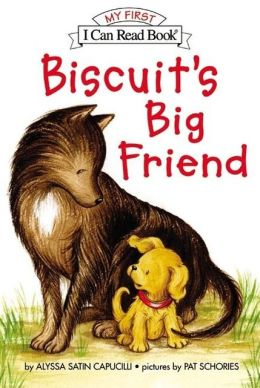 Biscuit's Big Friend (My First I Can Read Series)