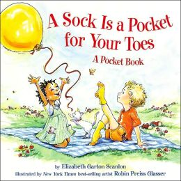 Sock Is a Pocket for Your Toes: A Pocket Book