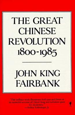 GREAT CHINESE REVOLU