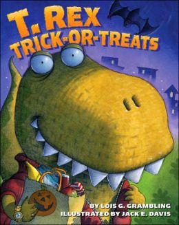 T-Rex Trick-or-Treats